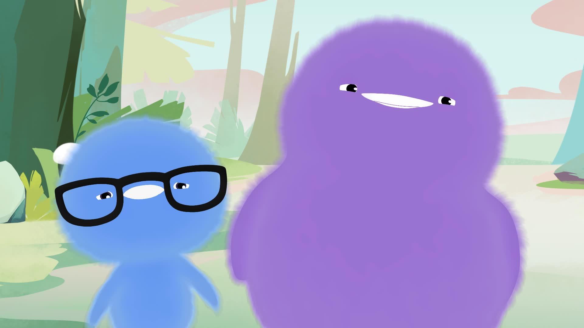 《小鸡彩虹》第七季 18去皮皮家的路上