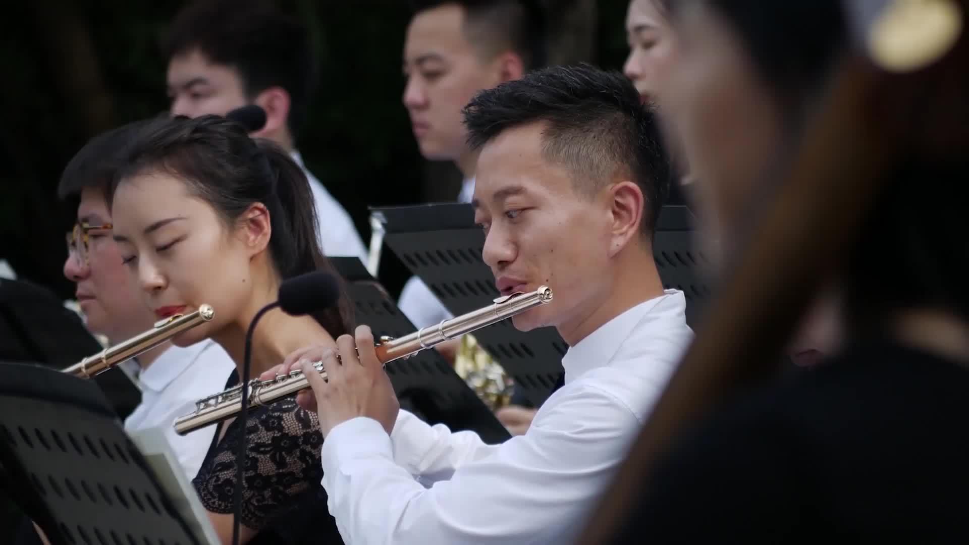 瀛湖揽月音乐会——歌剧《卡门》组曲(选段)《波西米亚舞曲》
