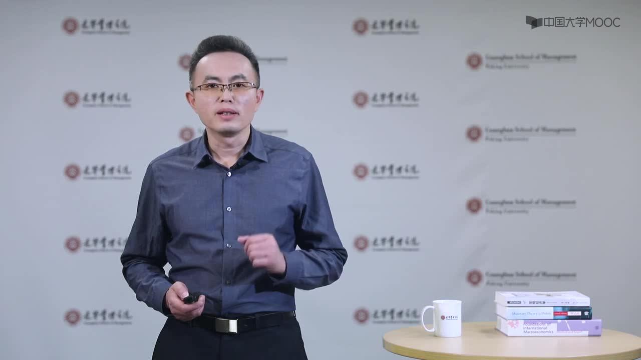 北京大学宏观经济学:第17讲,历史上的货币政策