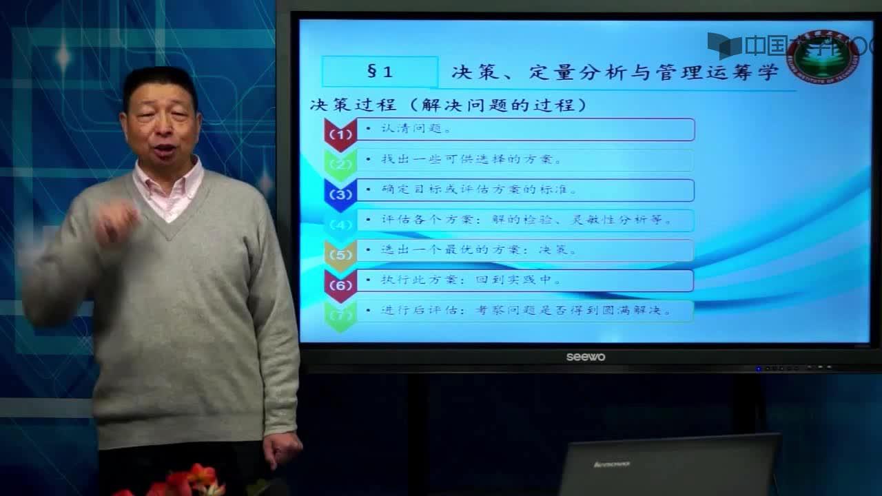 北京理工大学管理运筹学:第3讲