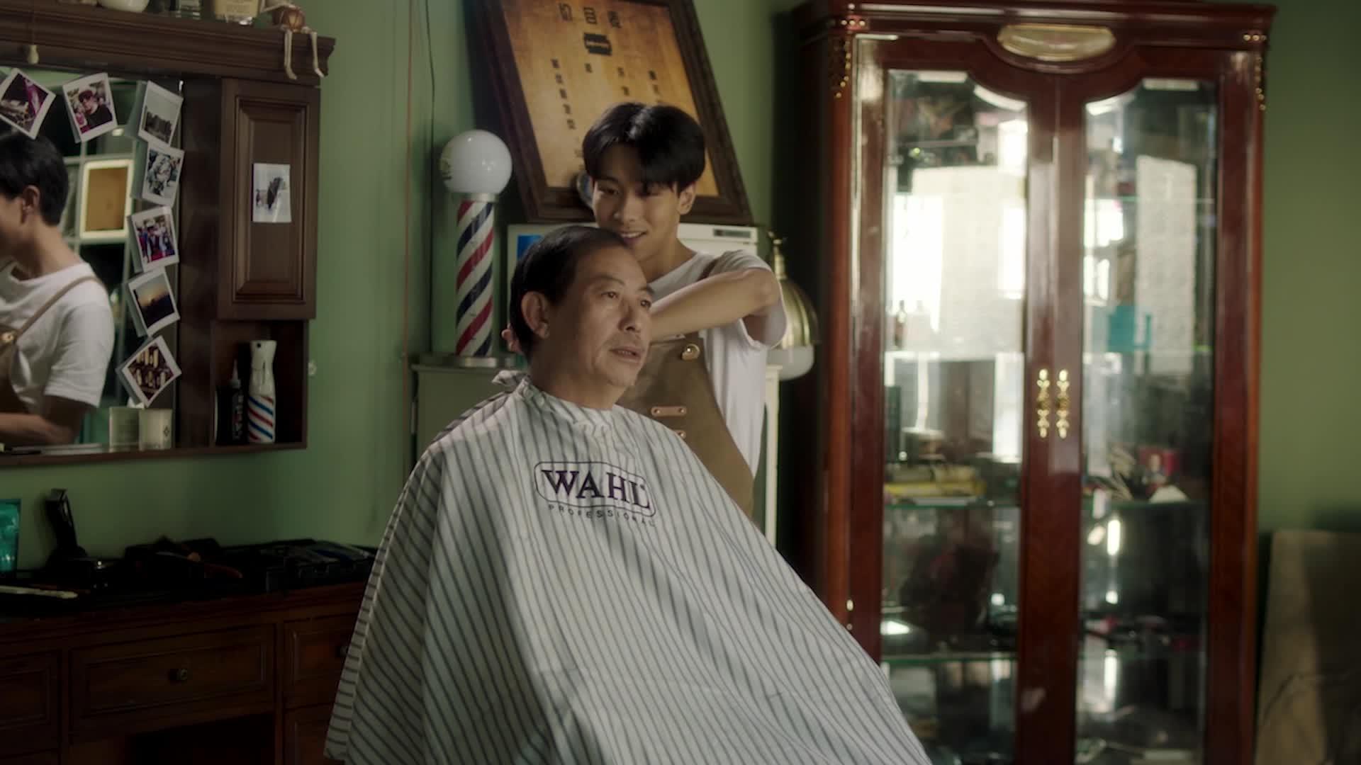 解忧理发店 | 绝症大爷的逆流而上