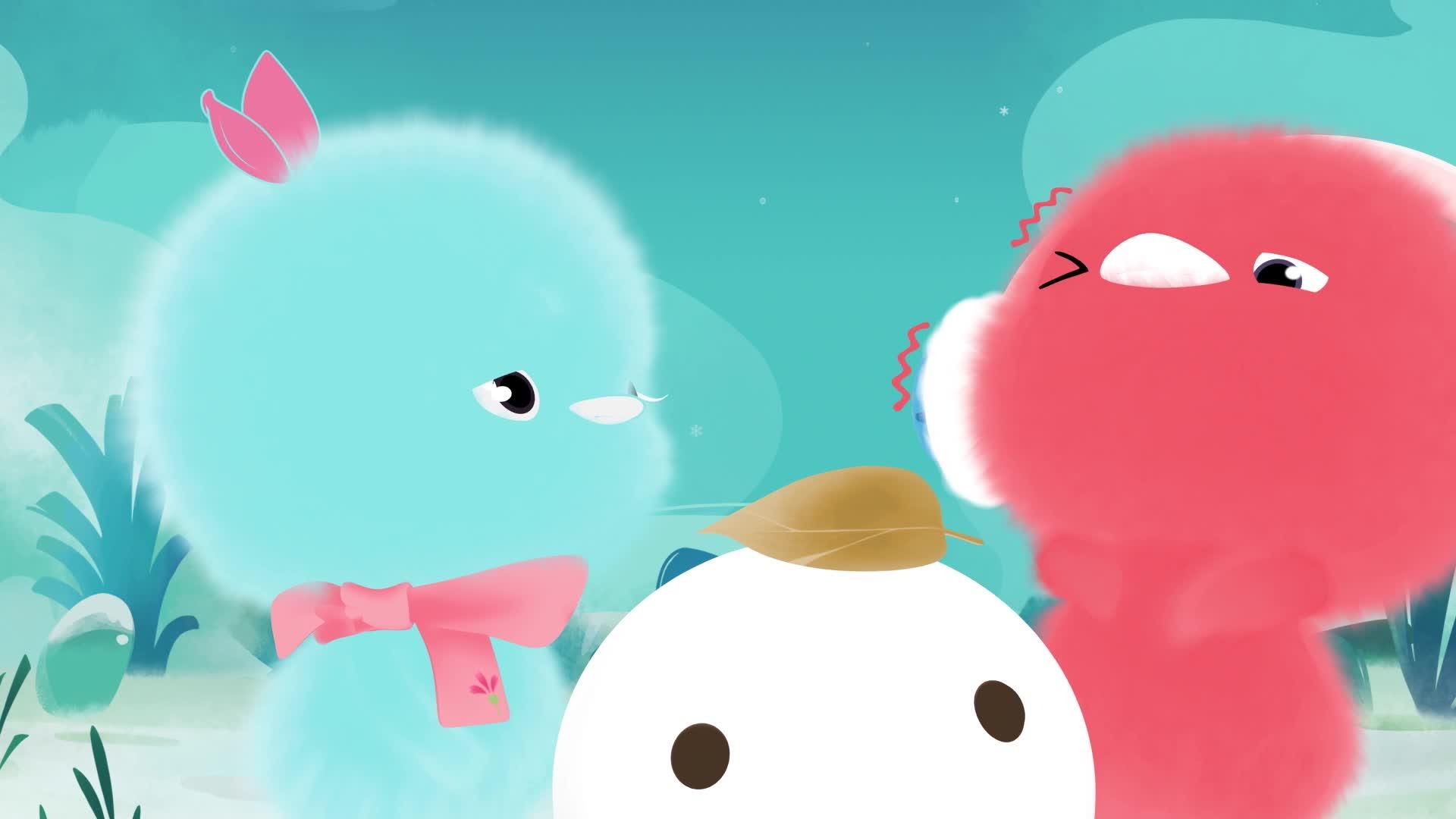 《小鸡彩虹》 第六季 18大冷天
