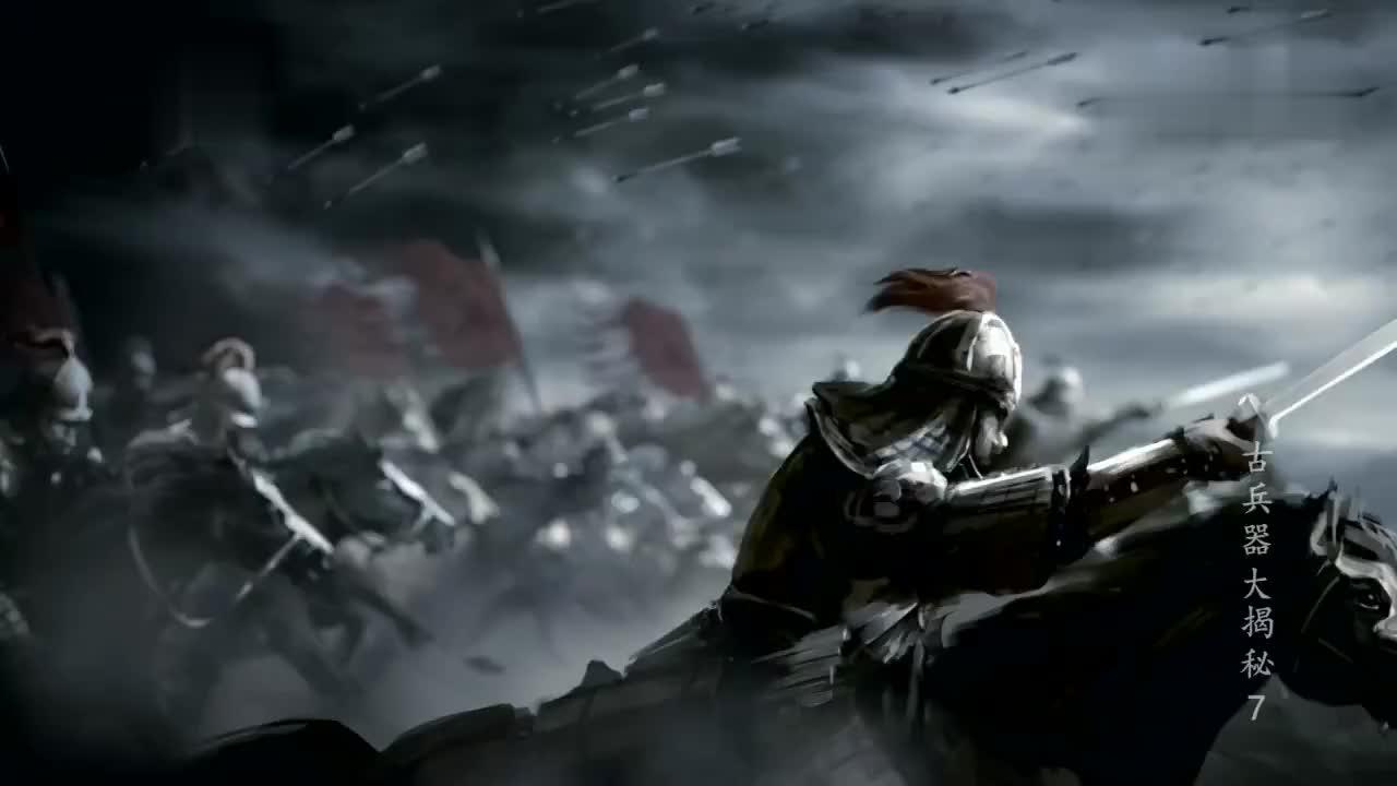 大唐的铠甲和矛,中国古兵器的巅峰,看看唐代槊和明光铠