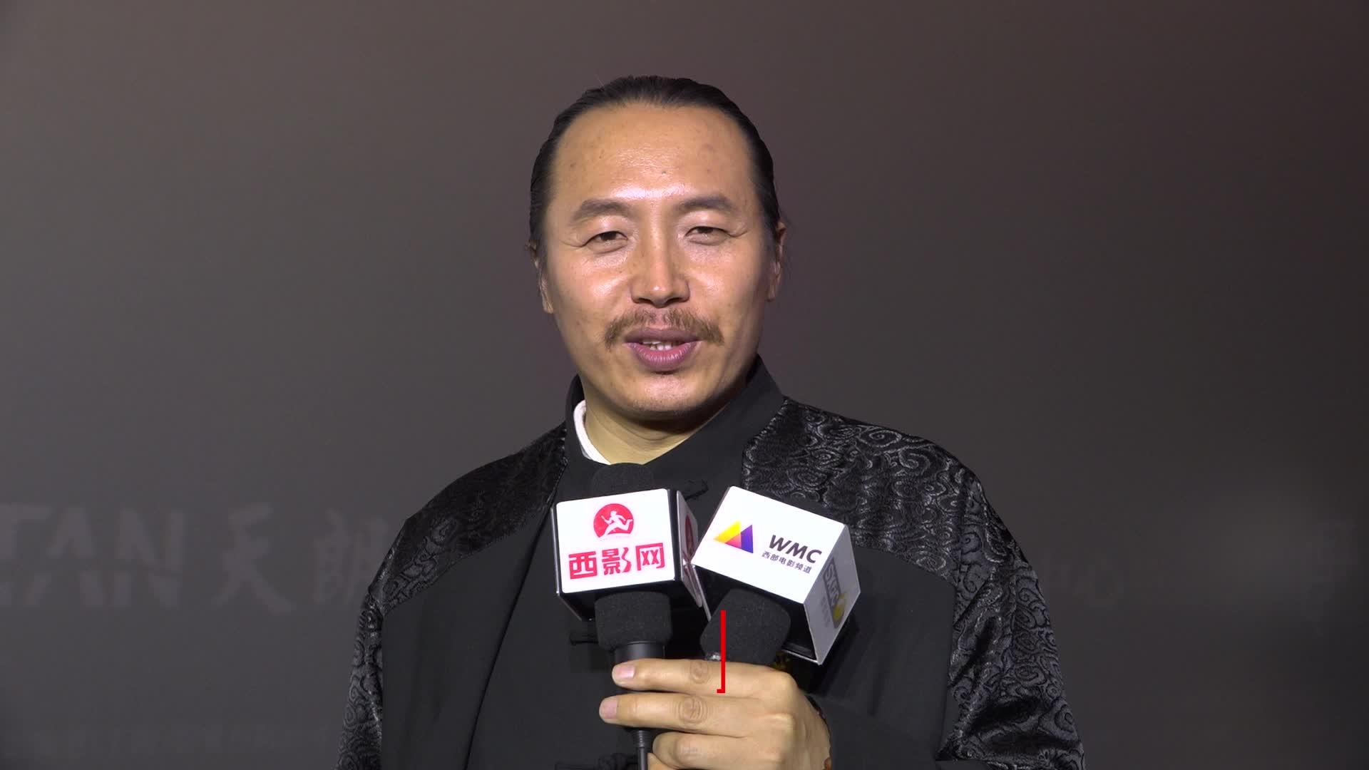 电影《柳青》导演田波专访  分享电影拍摄的初心与意义