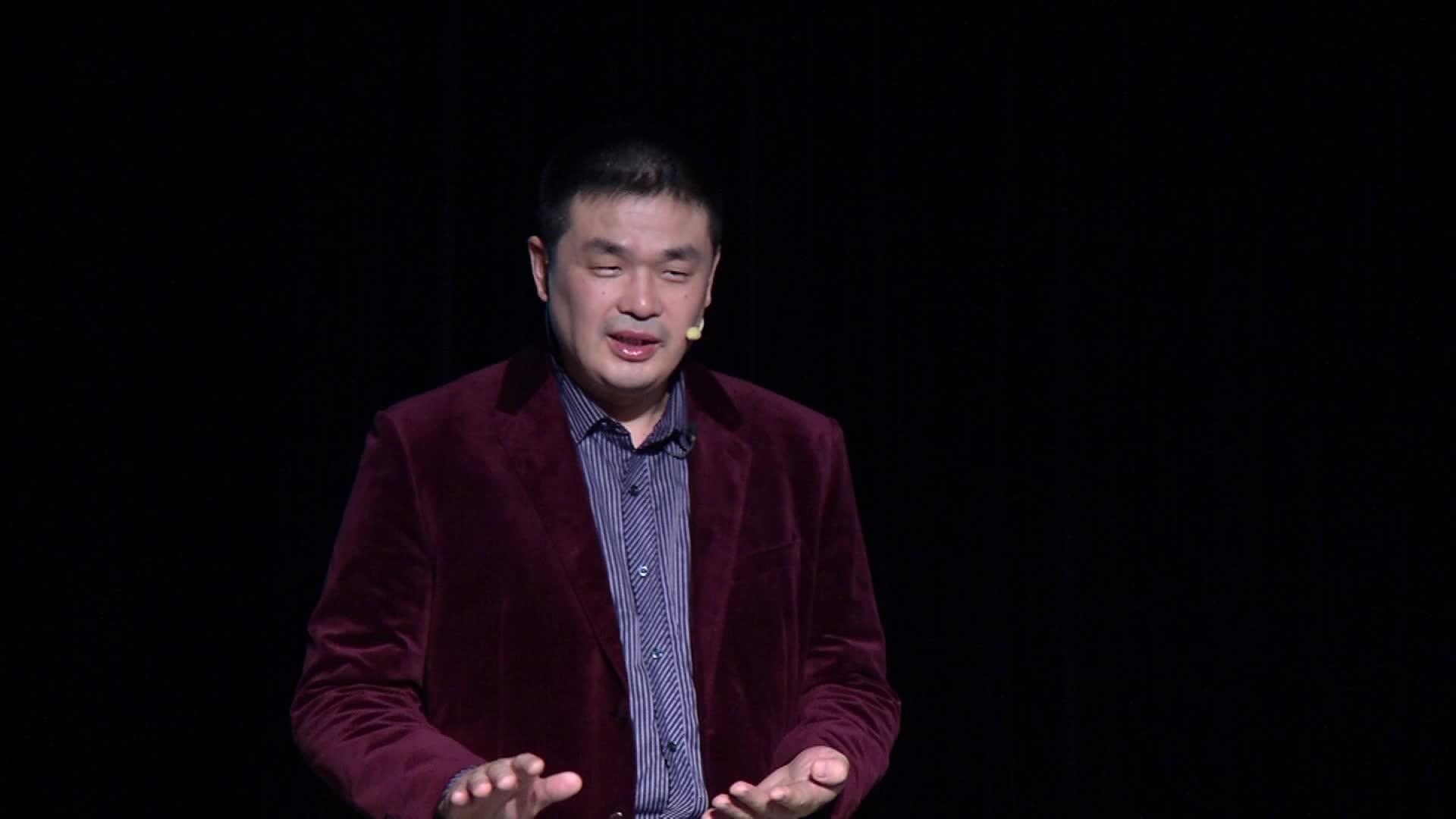 CC讲坛——朱清毅:视障人群如何不被信息时代落下