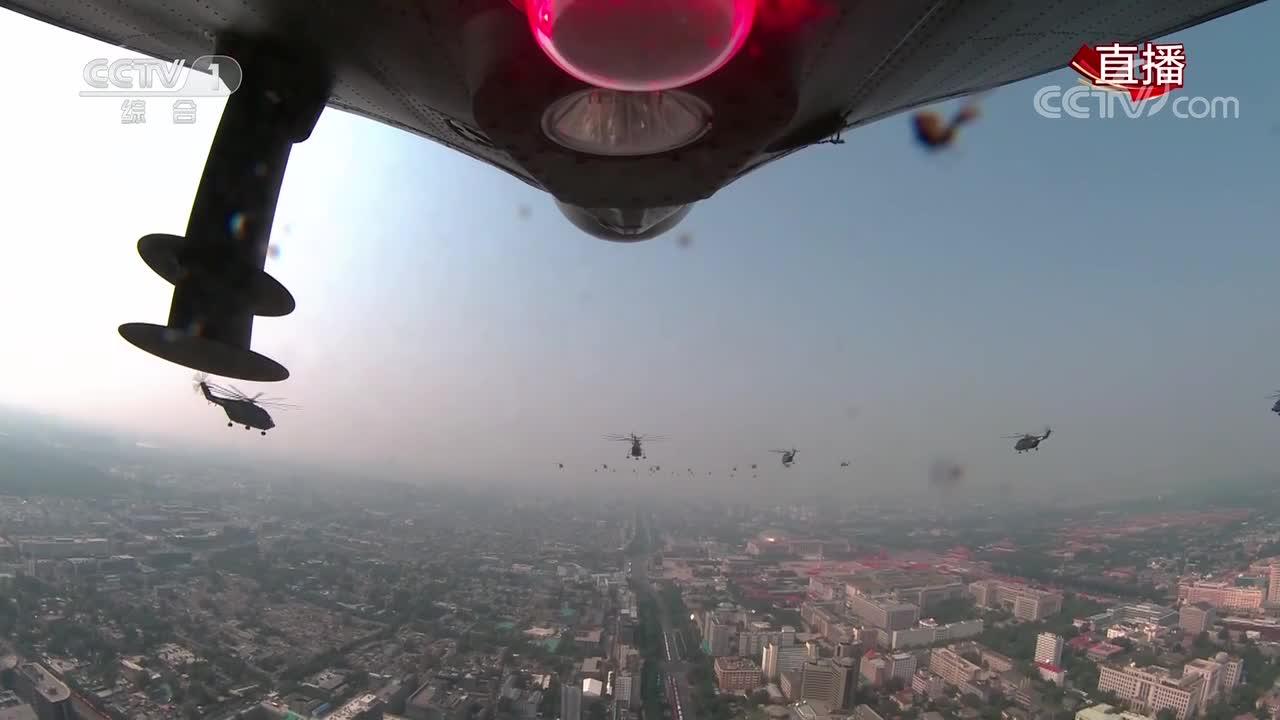陆航突击梯队:直-20直升机列装部队后首次亮相