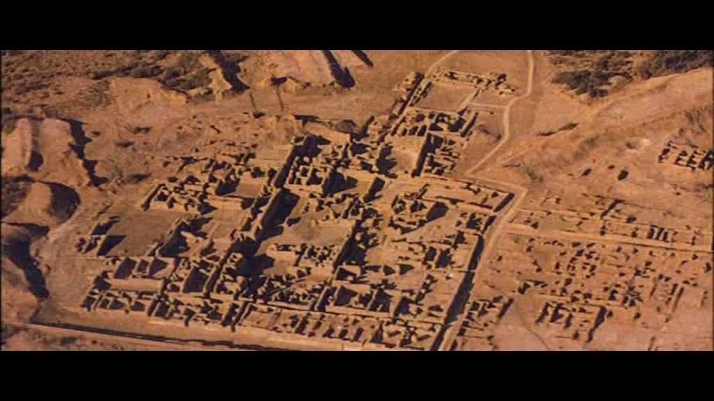 《世界历史》08集 古印度河流域文明之谜
