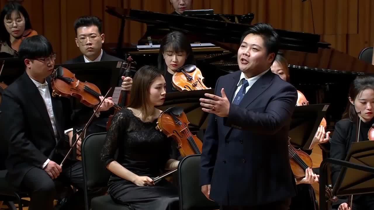 2021西安新年音乐会—《我爱你中华》
