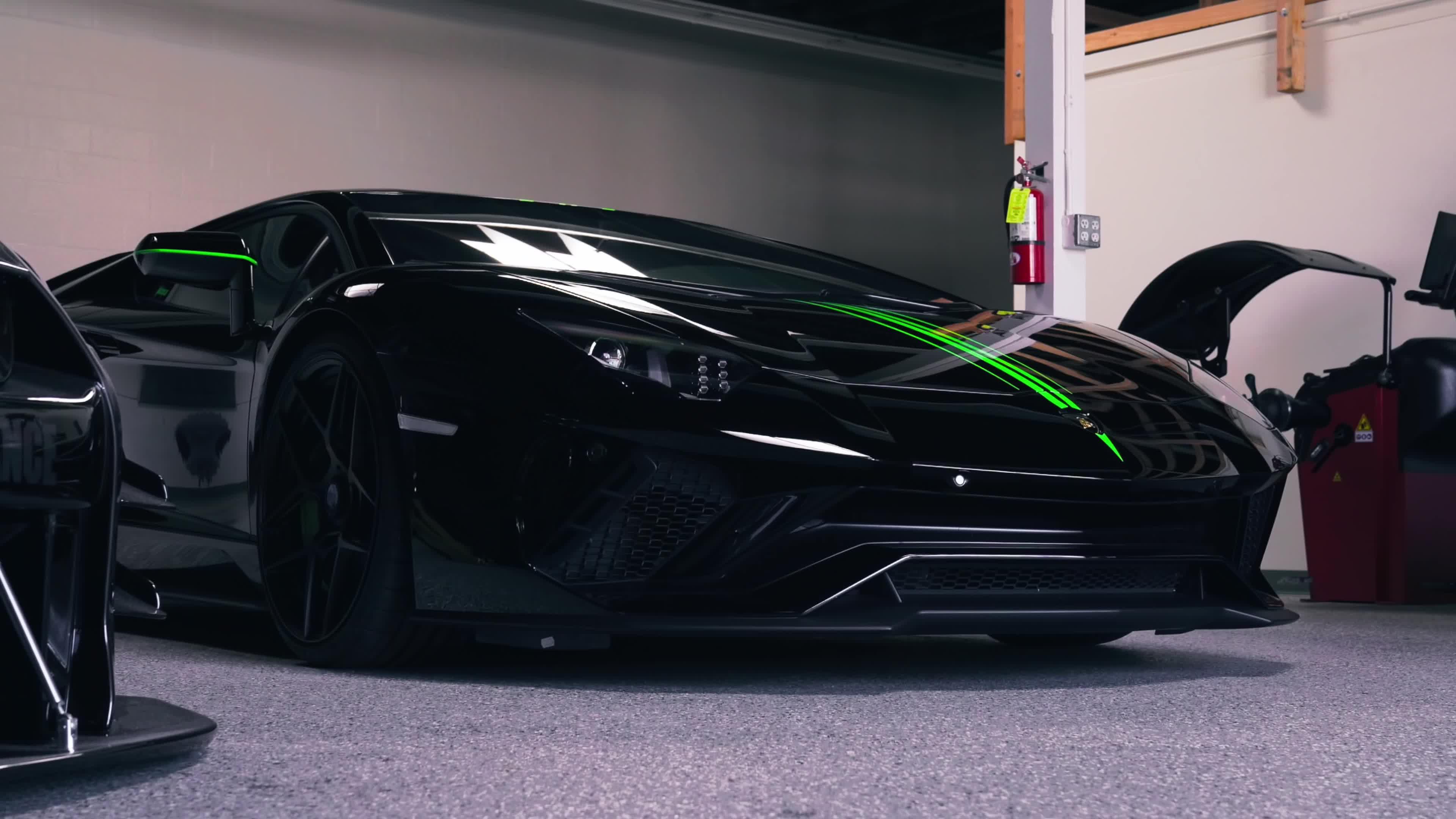 兰博基尼Aventador S