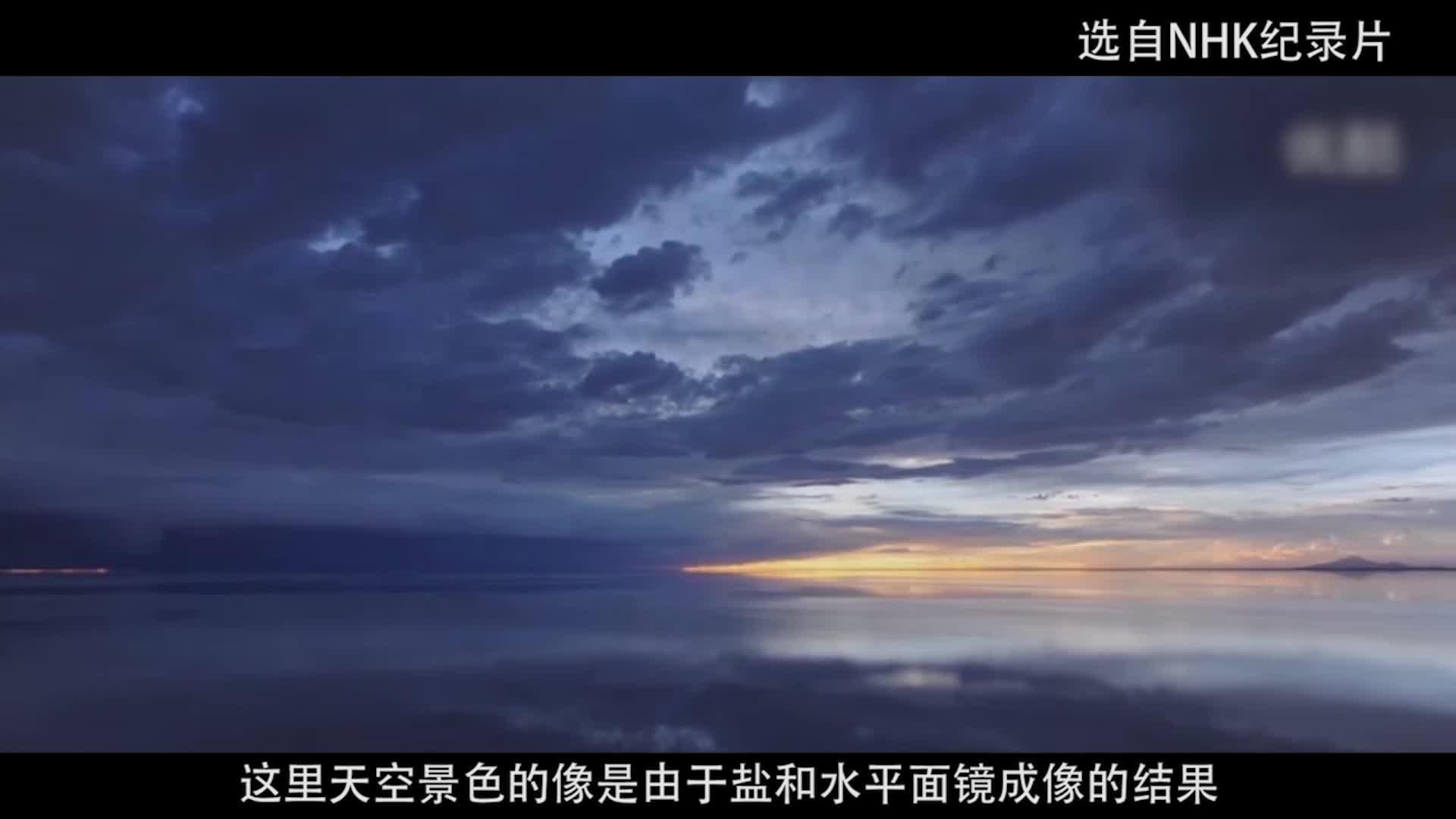 《物理大师》18平面镜成像-天空之镜