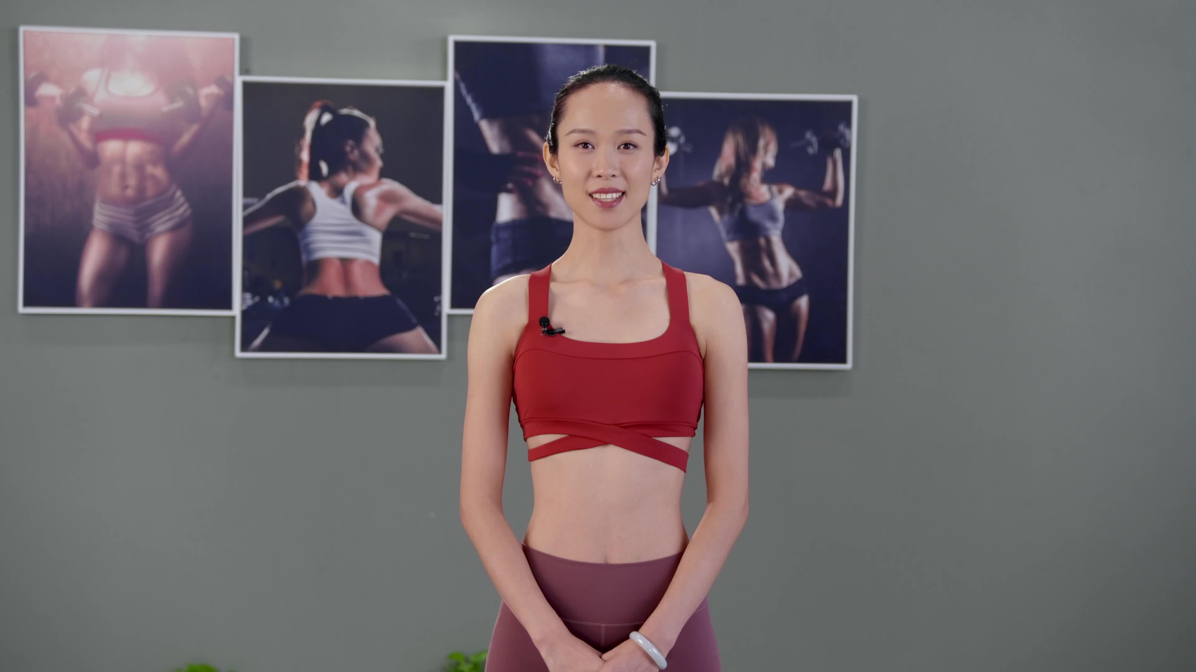 致真健身第3季 增强身体机能之腰背恢复训练