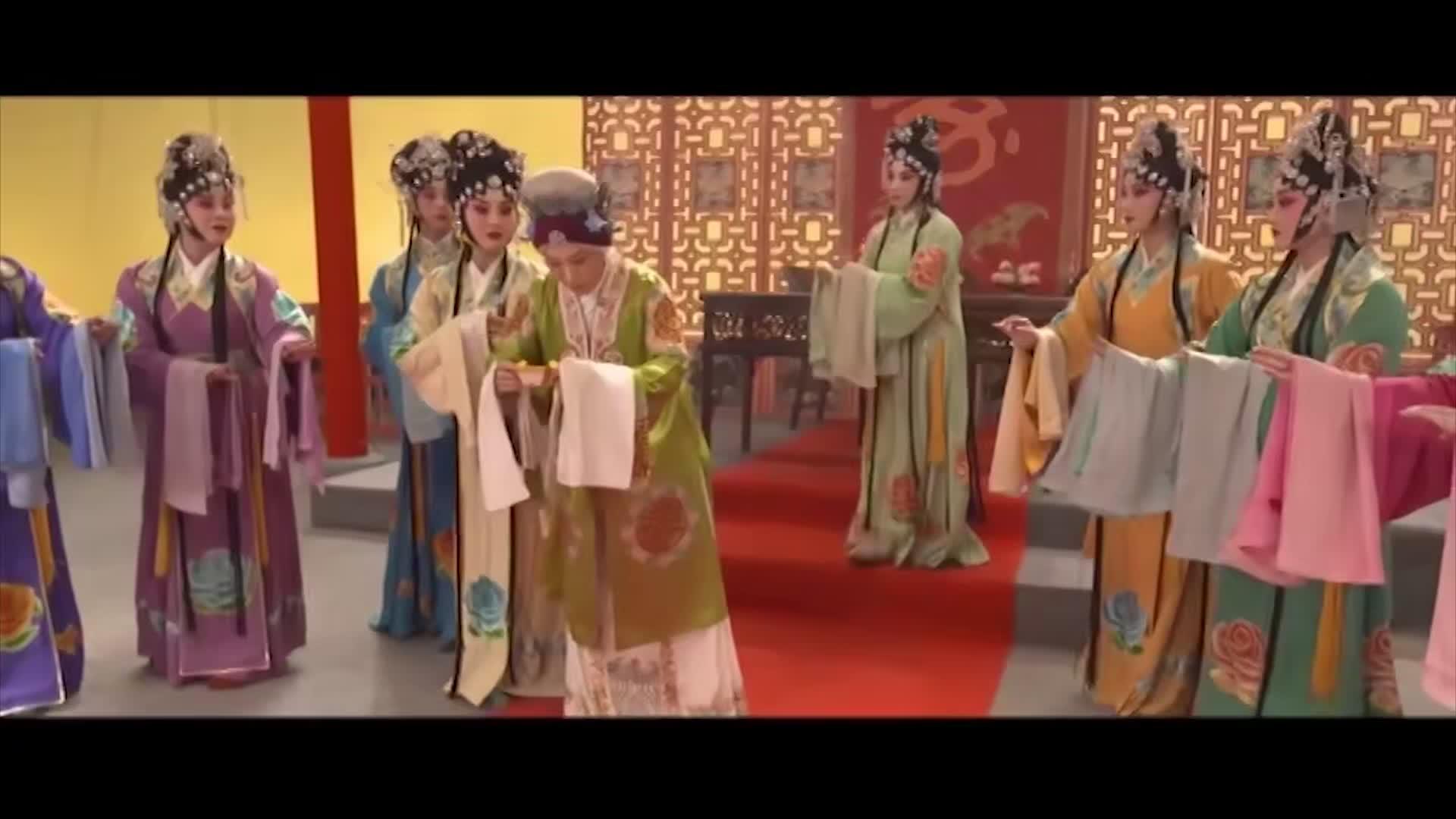 《杨门女将》--魏艳妮