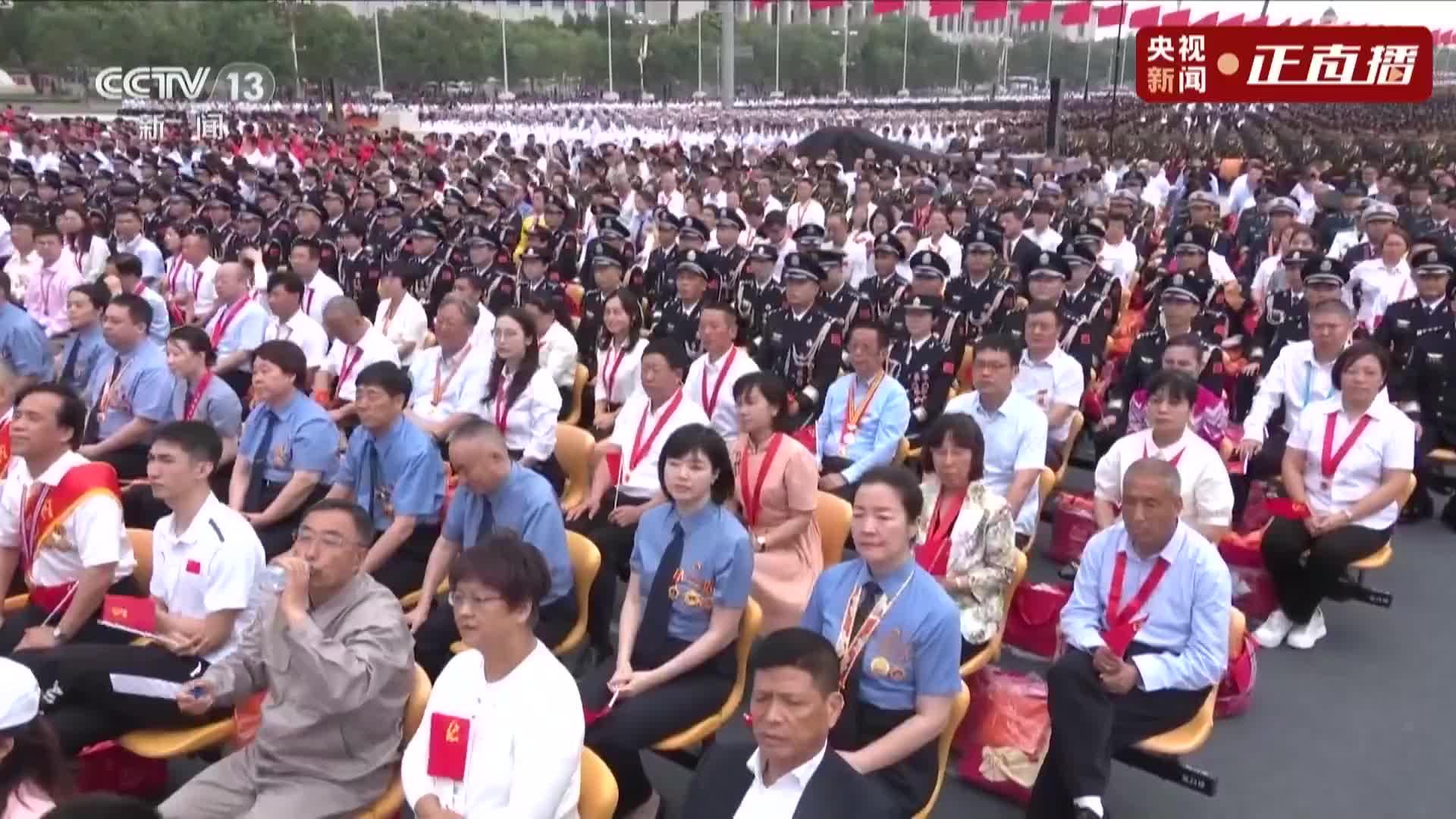 习近平:不要低估中国人民捍卫领土完整的决心