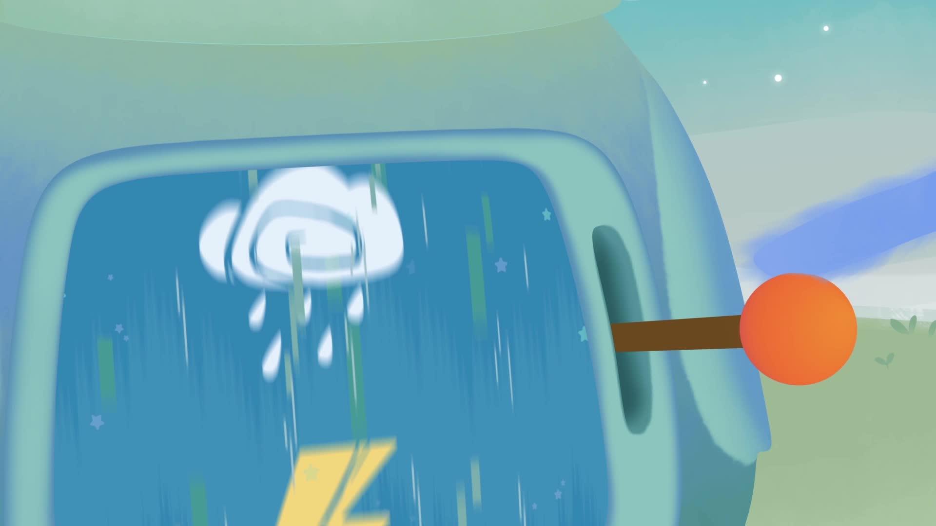 《小鸡彩虹》 第六季 22天气预报员