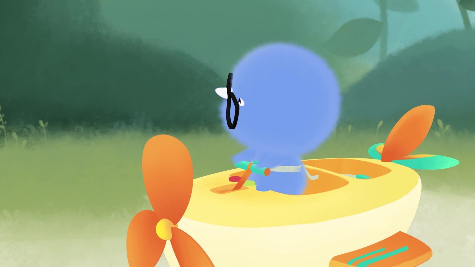 《小鸡彩虹》 第五季 13讲个故事