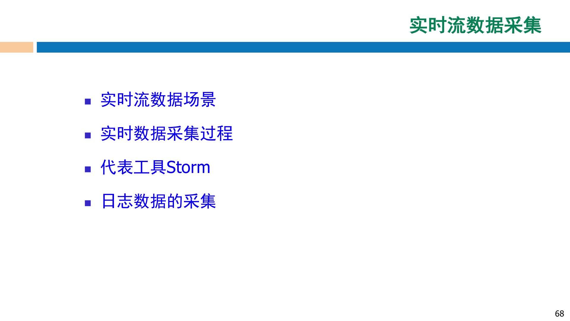北京理工大学慕课——车海莺: 实时数据采集