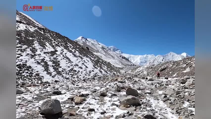 珠峰测量Vlog|珠峰测量队吃什么?