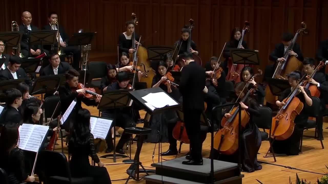 2021西安新年音乐会—《瑶族舞曲》