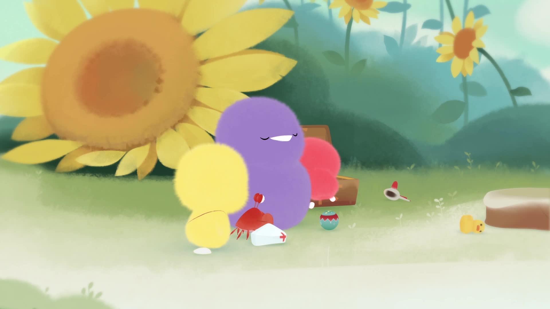 《小鸡彩虹》 第五季 02和皮皮一起玩