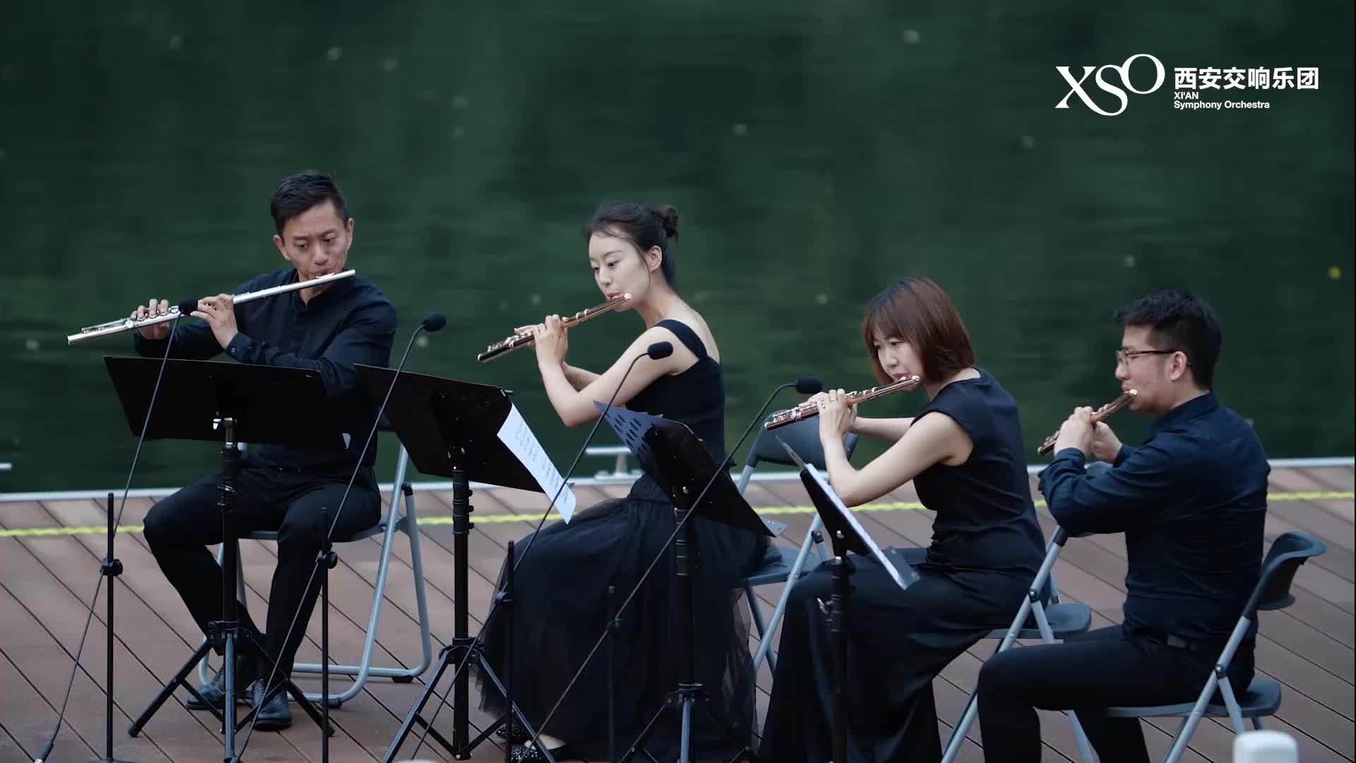 翠华山行音乐会——《回旋曲》
