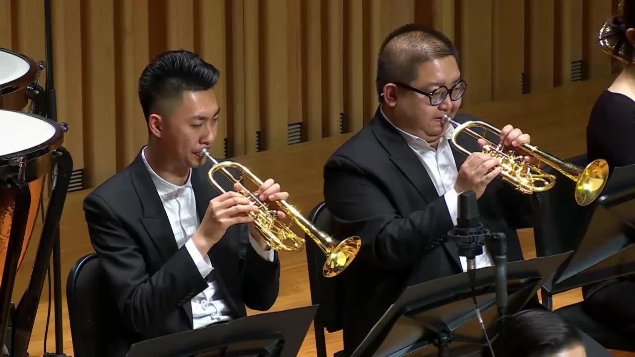 2021西安新年音乐会—《命运之力序曲》