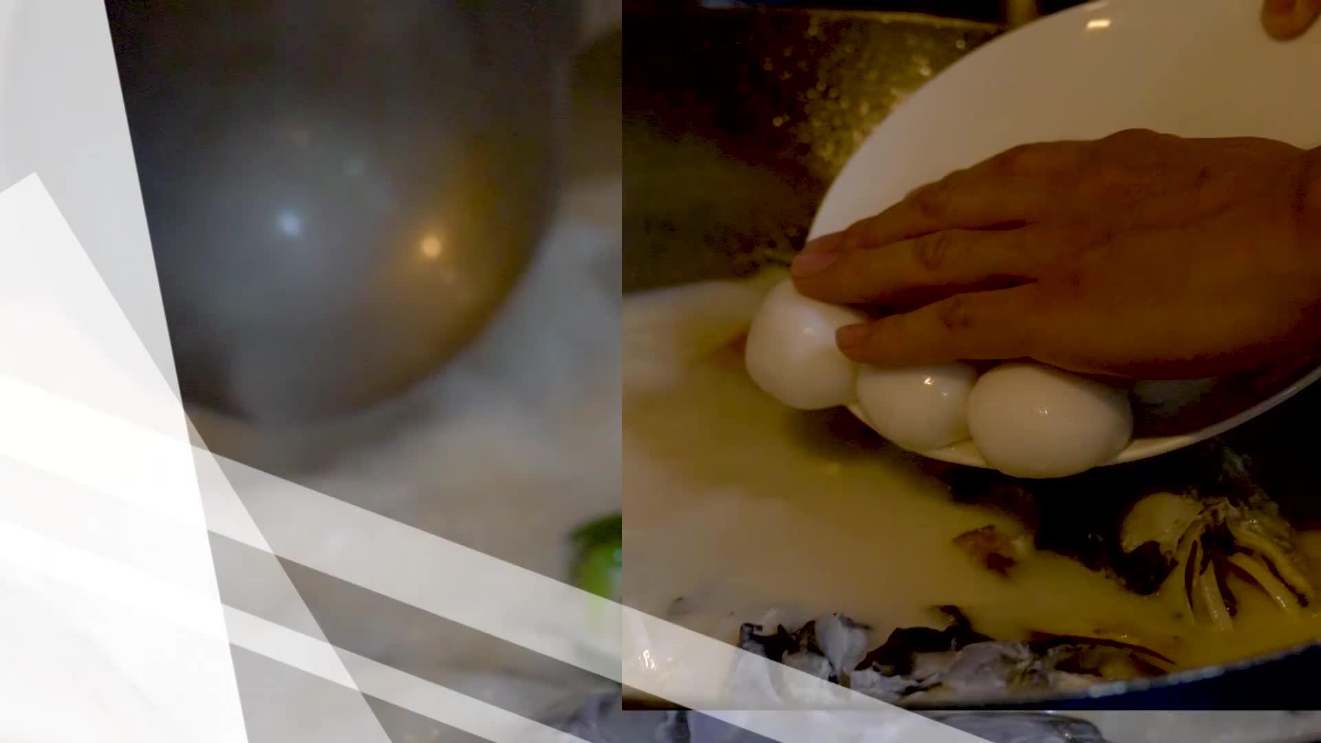 龙虾撞上浓香鸡汤 Q弹口感直击你的味蕾
