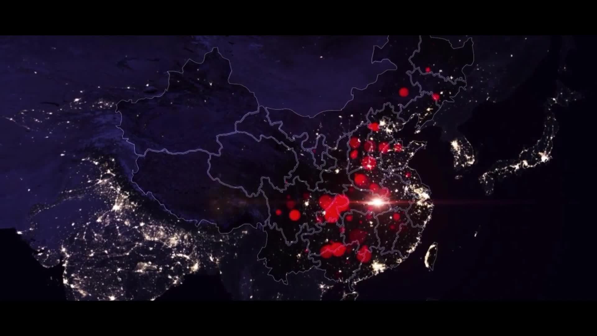 【疫情之下有真情】《战疫,陕西!不退!》公益宣传片