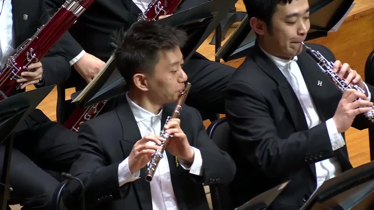 2021西安新年音乐会—《轻骑兵序曲》