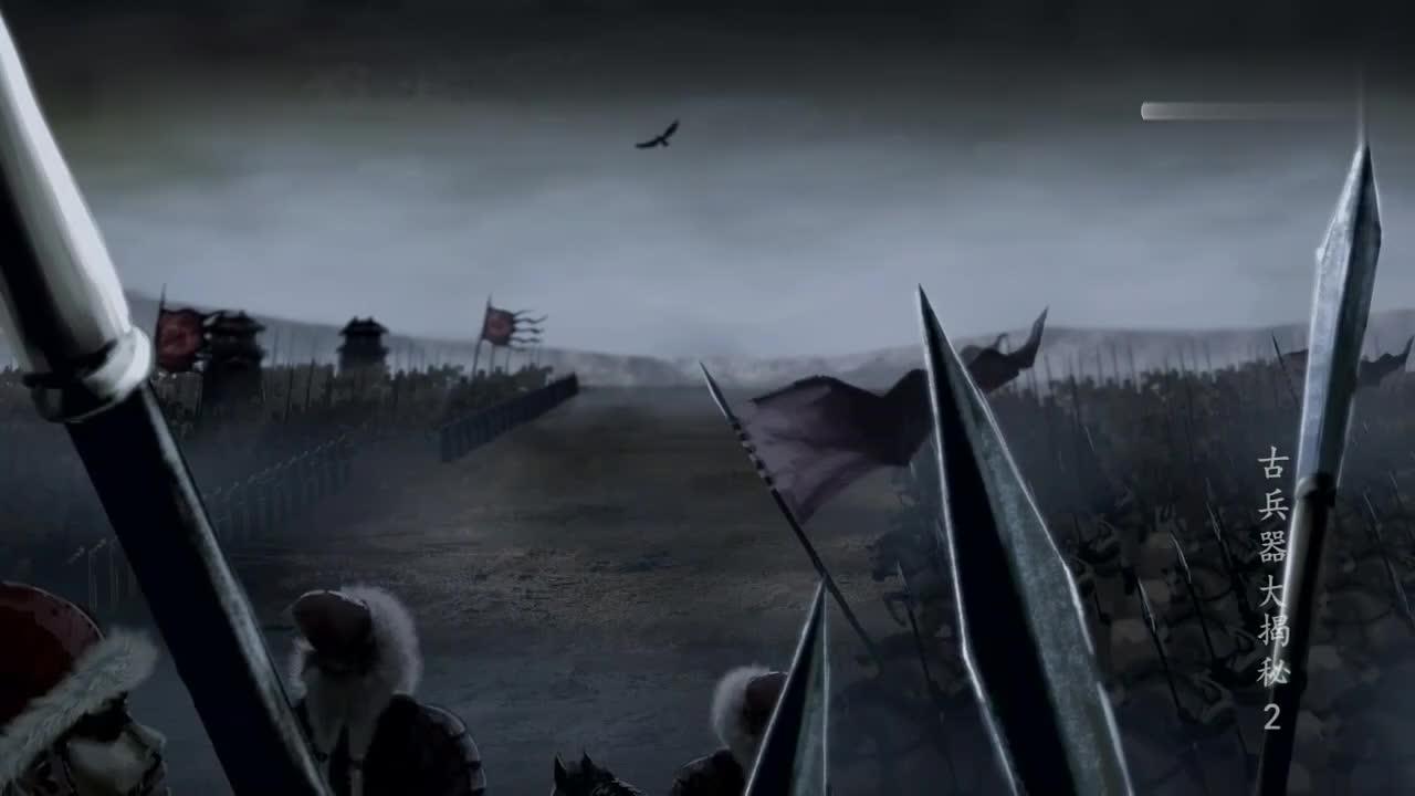哪个兵器是中原克制游牧骑兵的利器?看看古代最具科技创新的武器