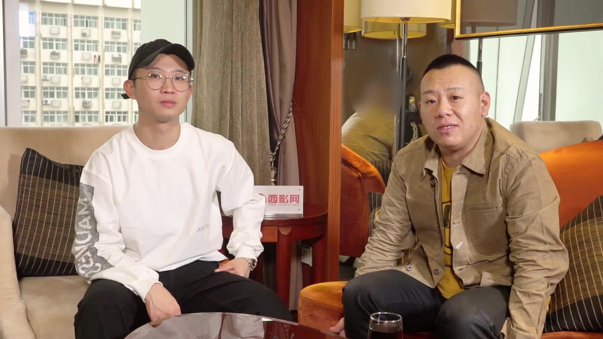 嘻哈包袱铺相声演员金霏晨曦专访