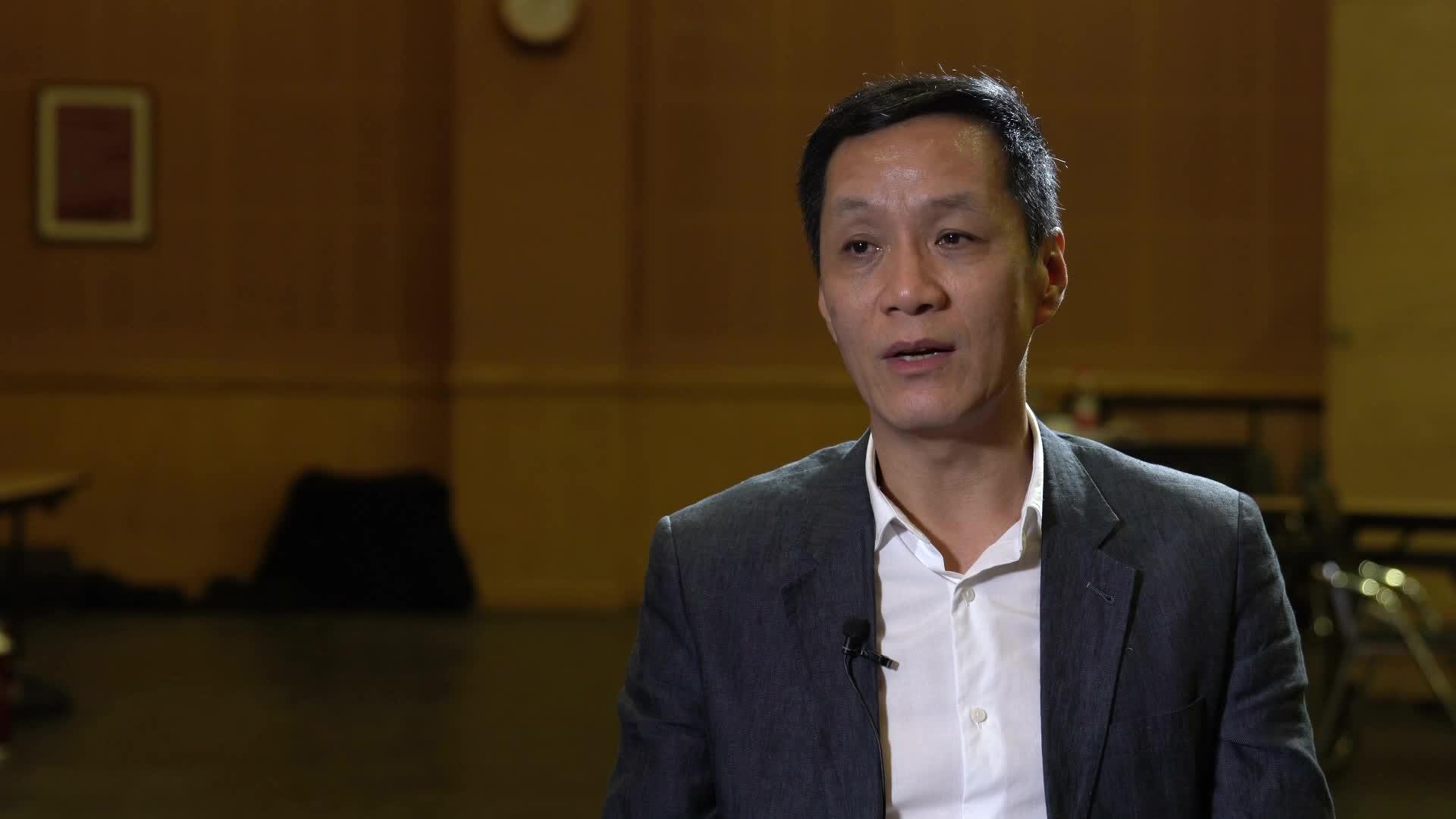 西影60周年独家专访冯远征