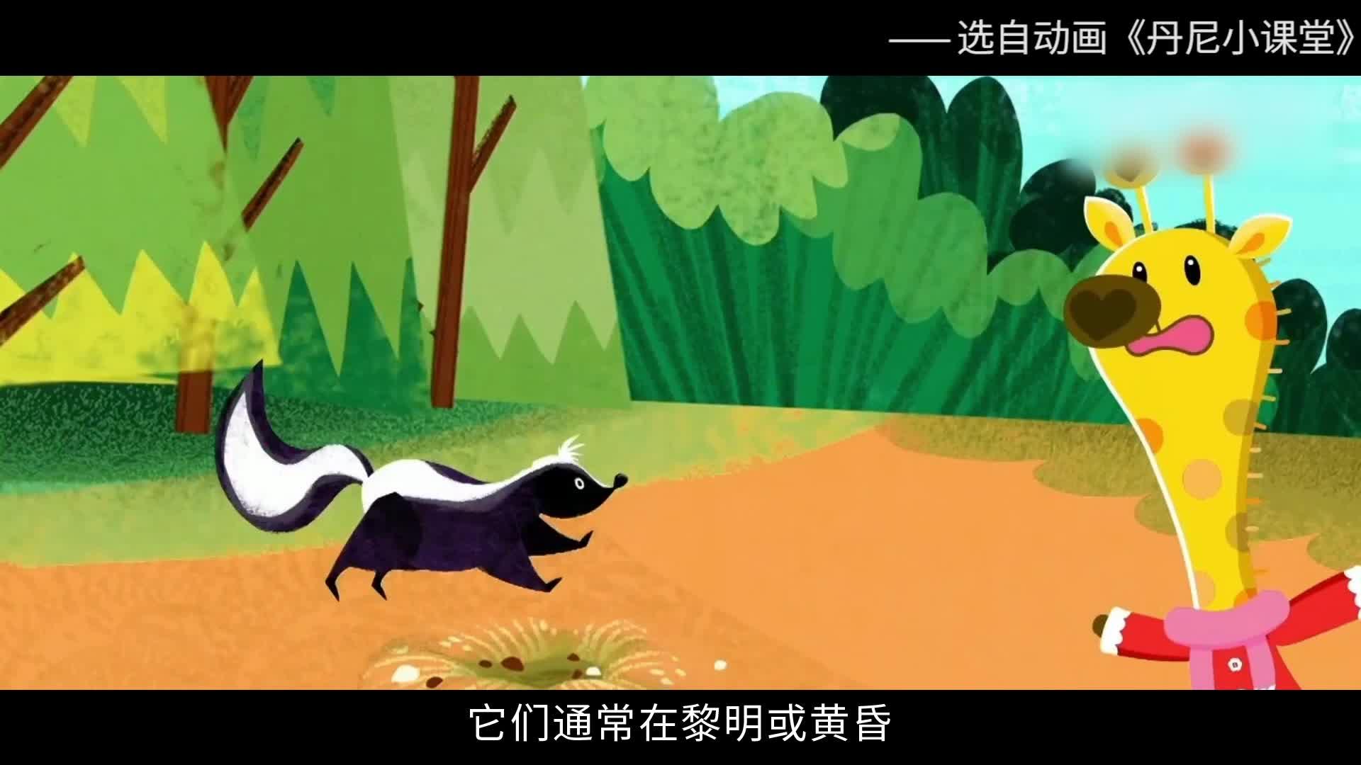 《科学嘻游记》 第82集 哺乳动物适应环境的方式有哪些