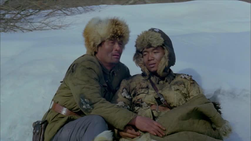 警卫员生病牺牲自己不拖累杨将军