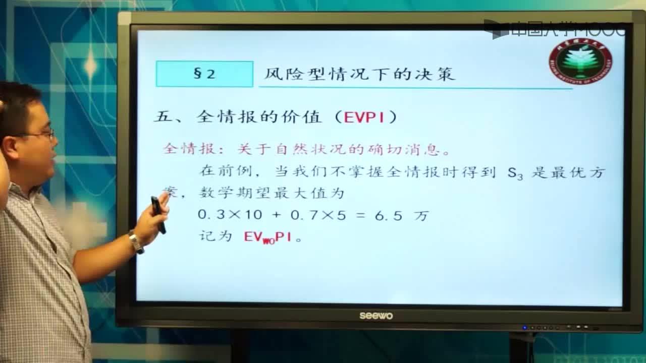 北京理工大学管理运筹学:第89讲