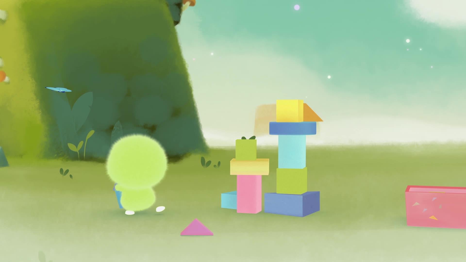 《小鸡彩虹》 第六季 13积木的惩罚