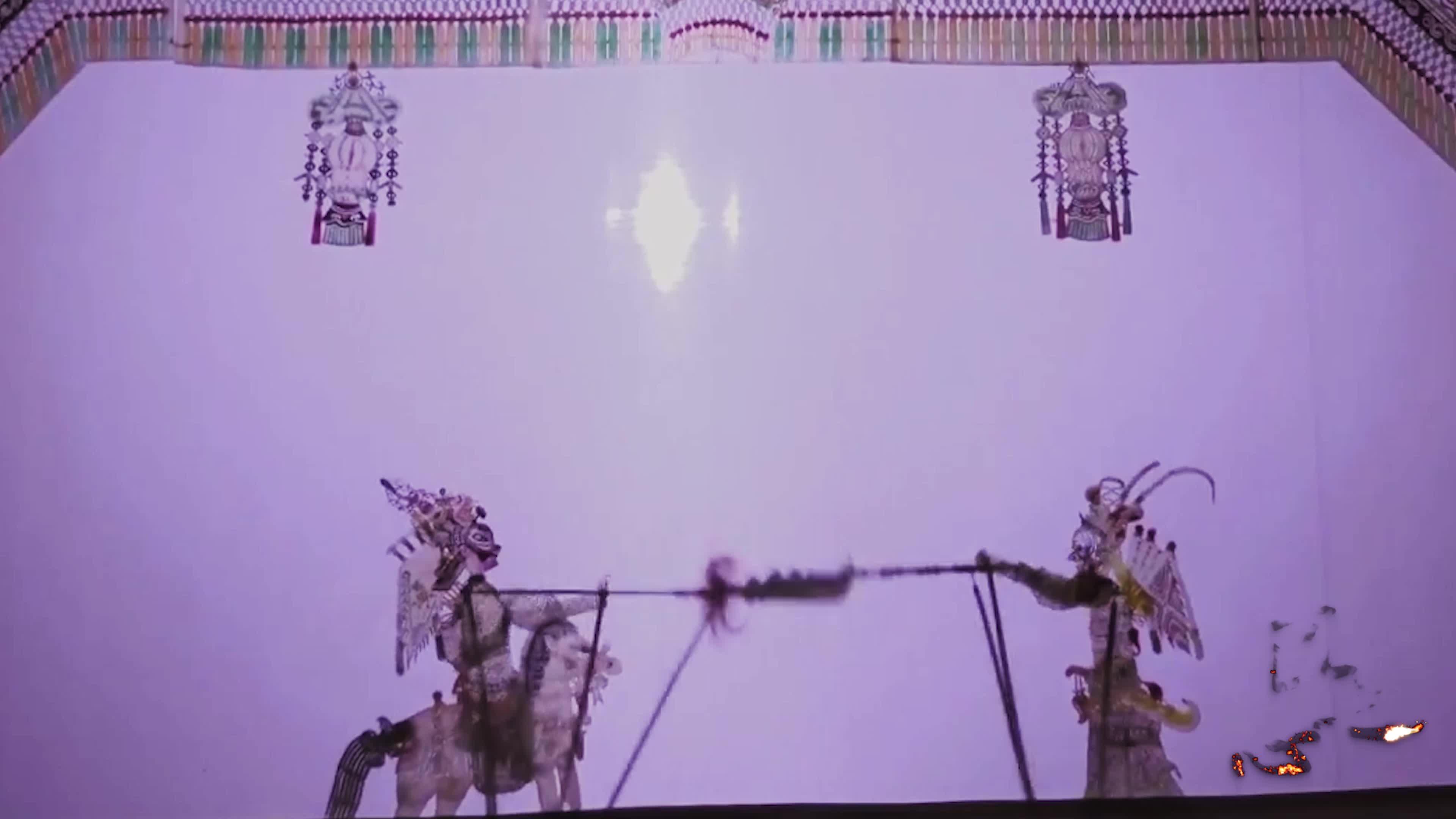 《匠之心》第六期 皮影大叔玩转二次元 萌新进阶百年技艺