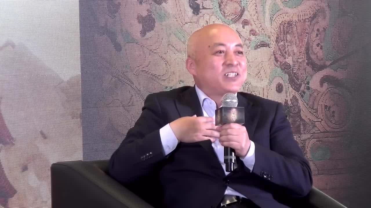 王旭东:谈莫高窟壁画反应社会形态
