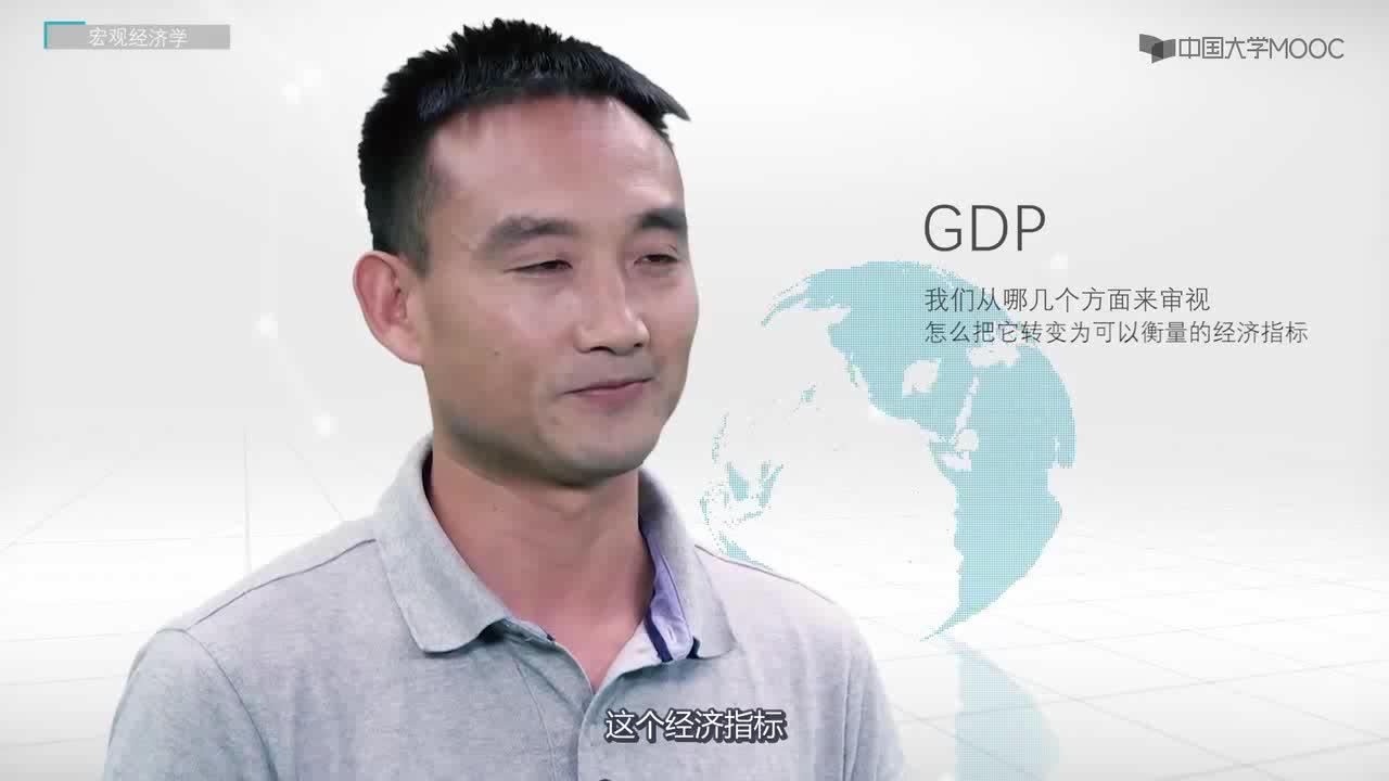 西方经济学:第29讲,国内生产总值