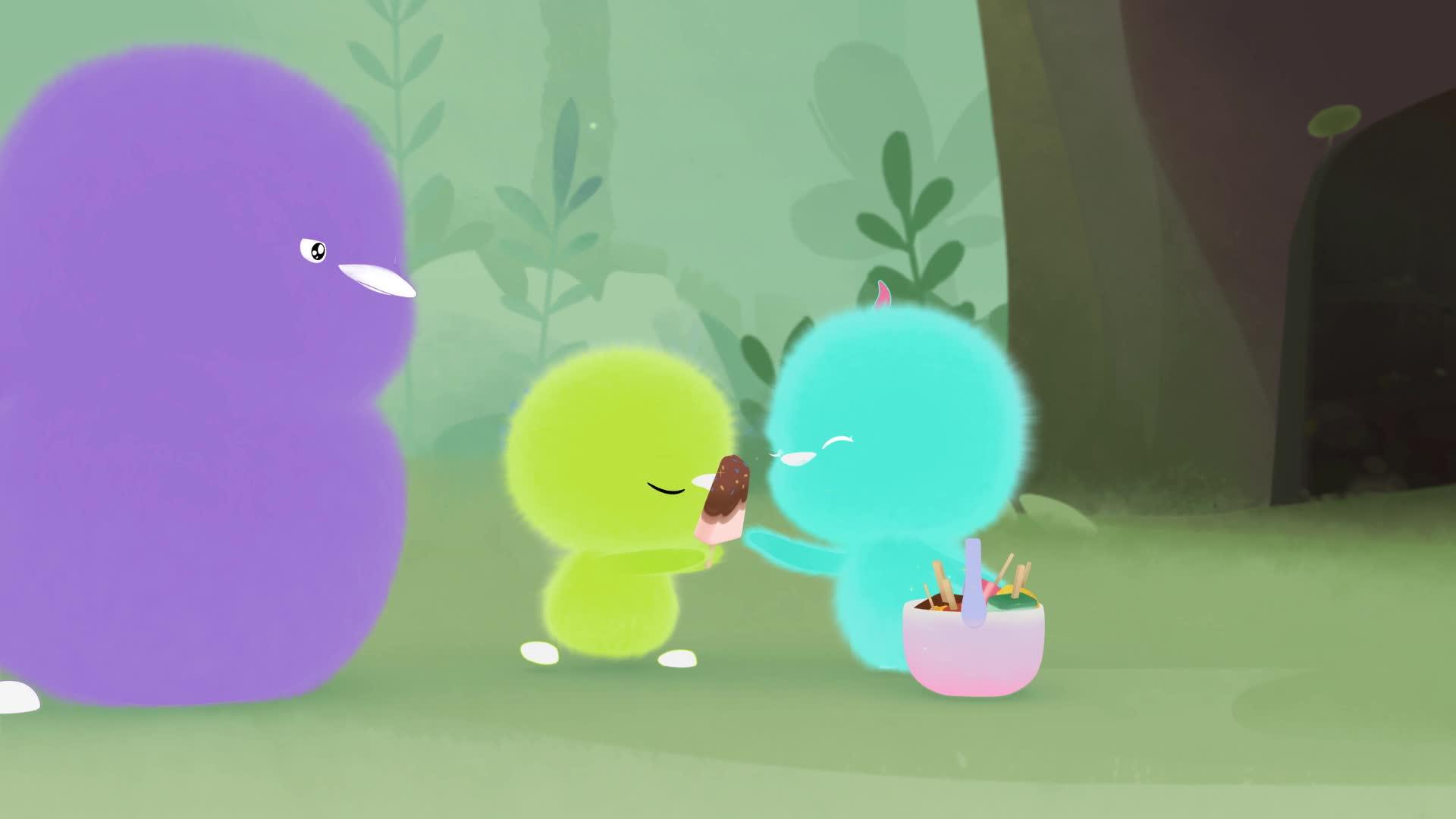 《小鸡彩虹》第七季 17冰棍大作战