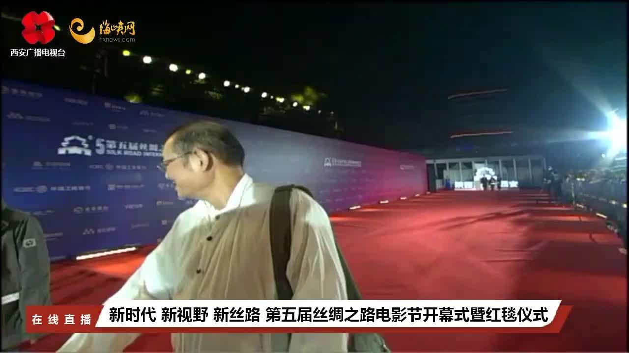 电影节开幕式——红毯2