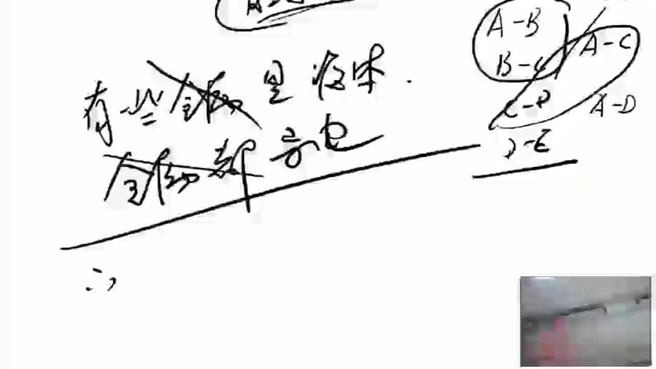 管理类联考逻辑:第13讲,推导(七)