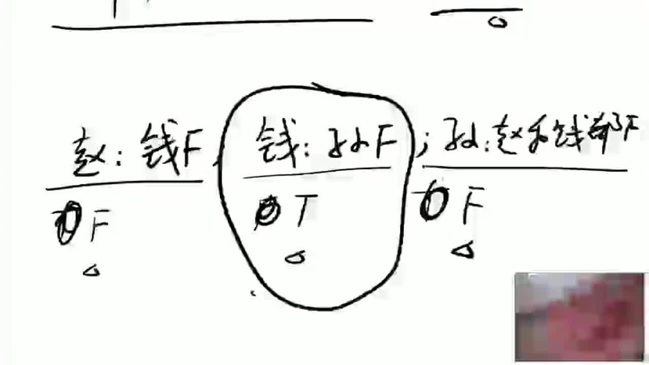 管理类联考逻辑:第19讲,假言(三)