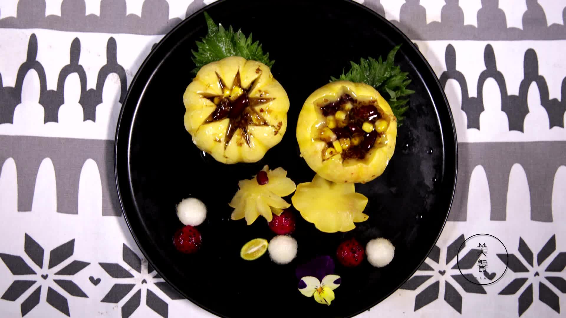 美餐:桂花糯米酿