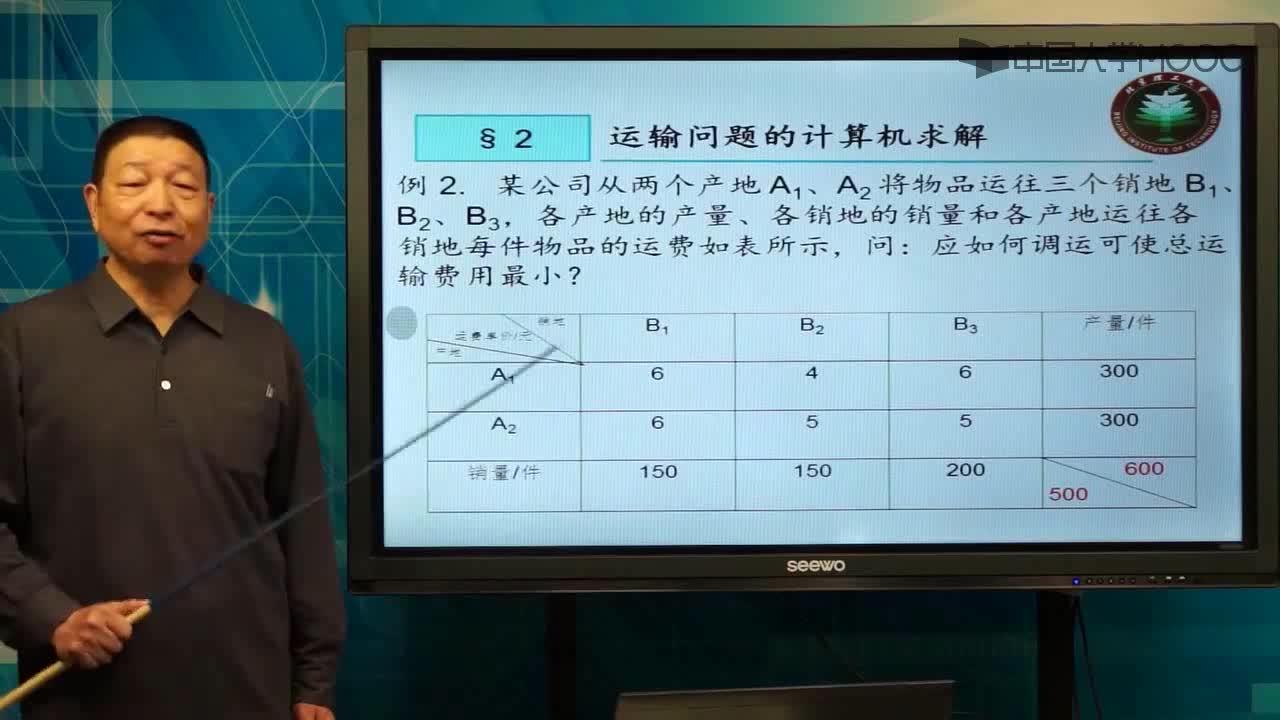 北京理工大学管理运筹学:第38讲