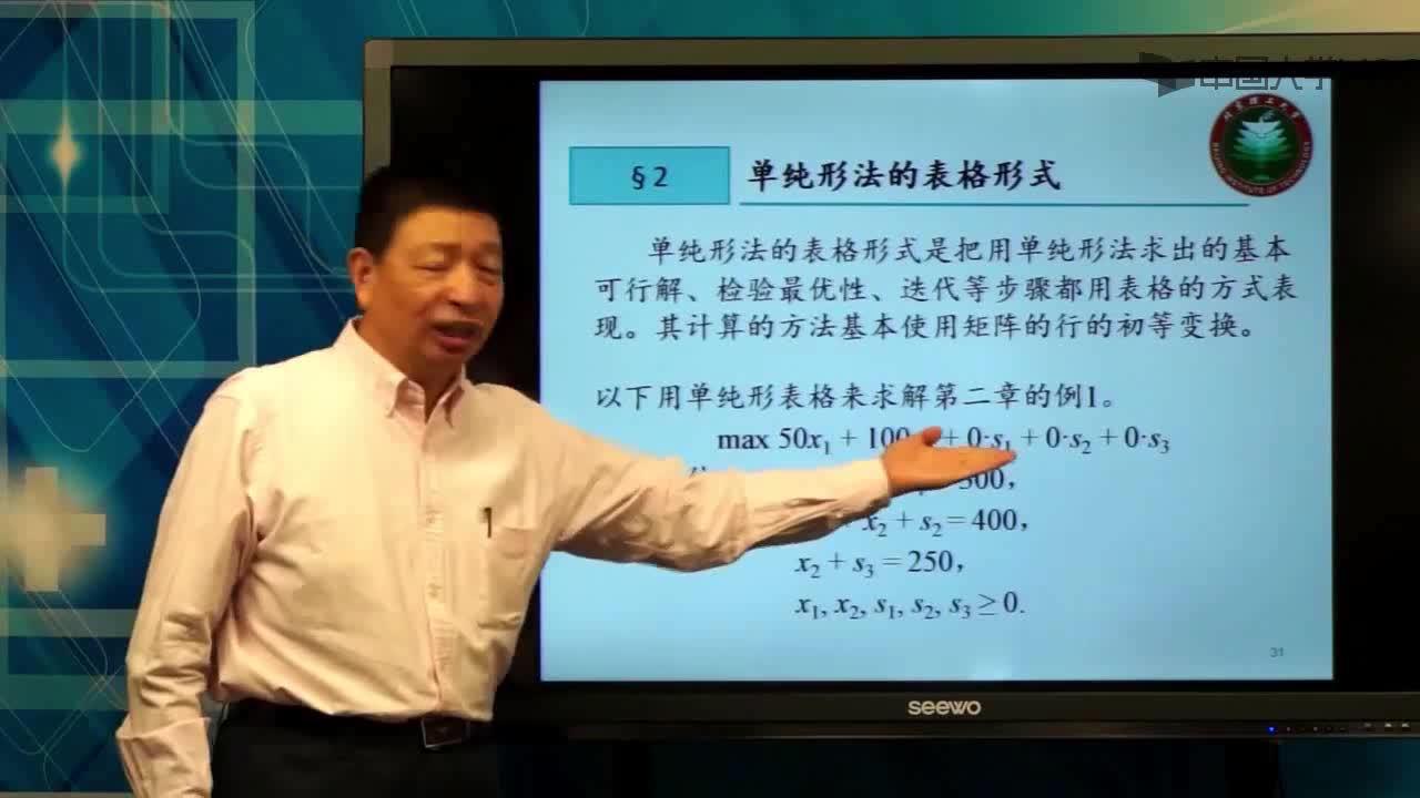 北京理工大学管理运筹学:第21讲