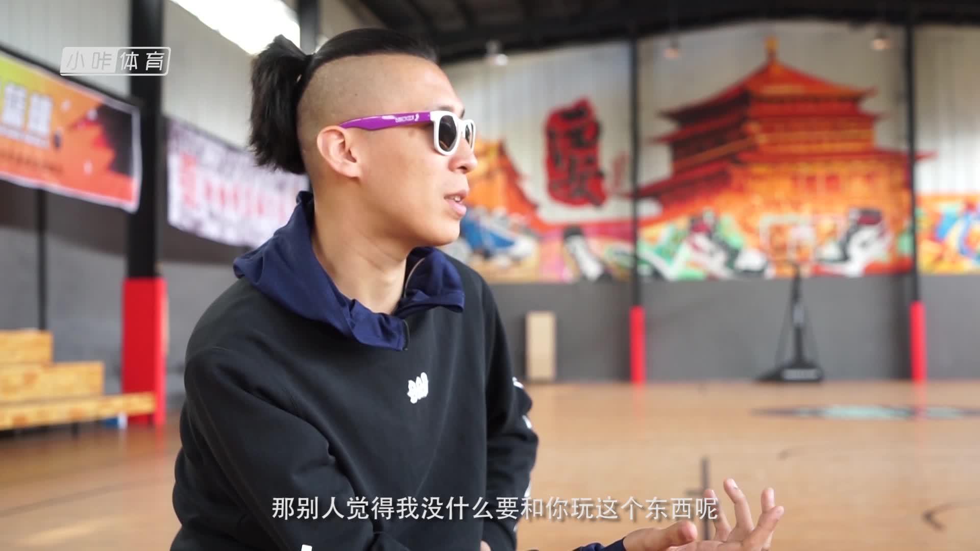 XIAN人跳:在西安坚持街球十二年