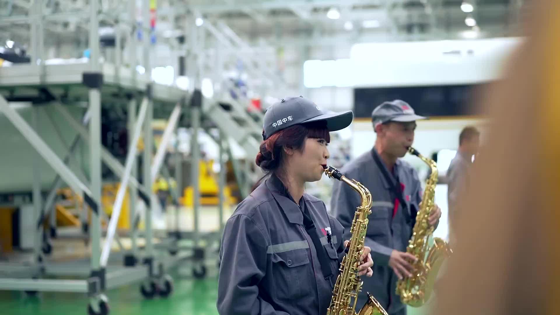 《我和我的祖国》中国劳模吉林总工会快闪