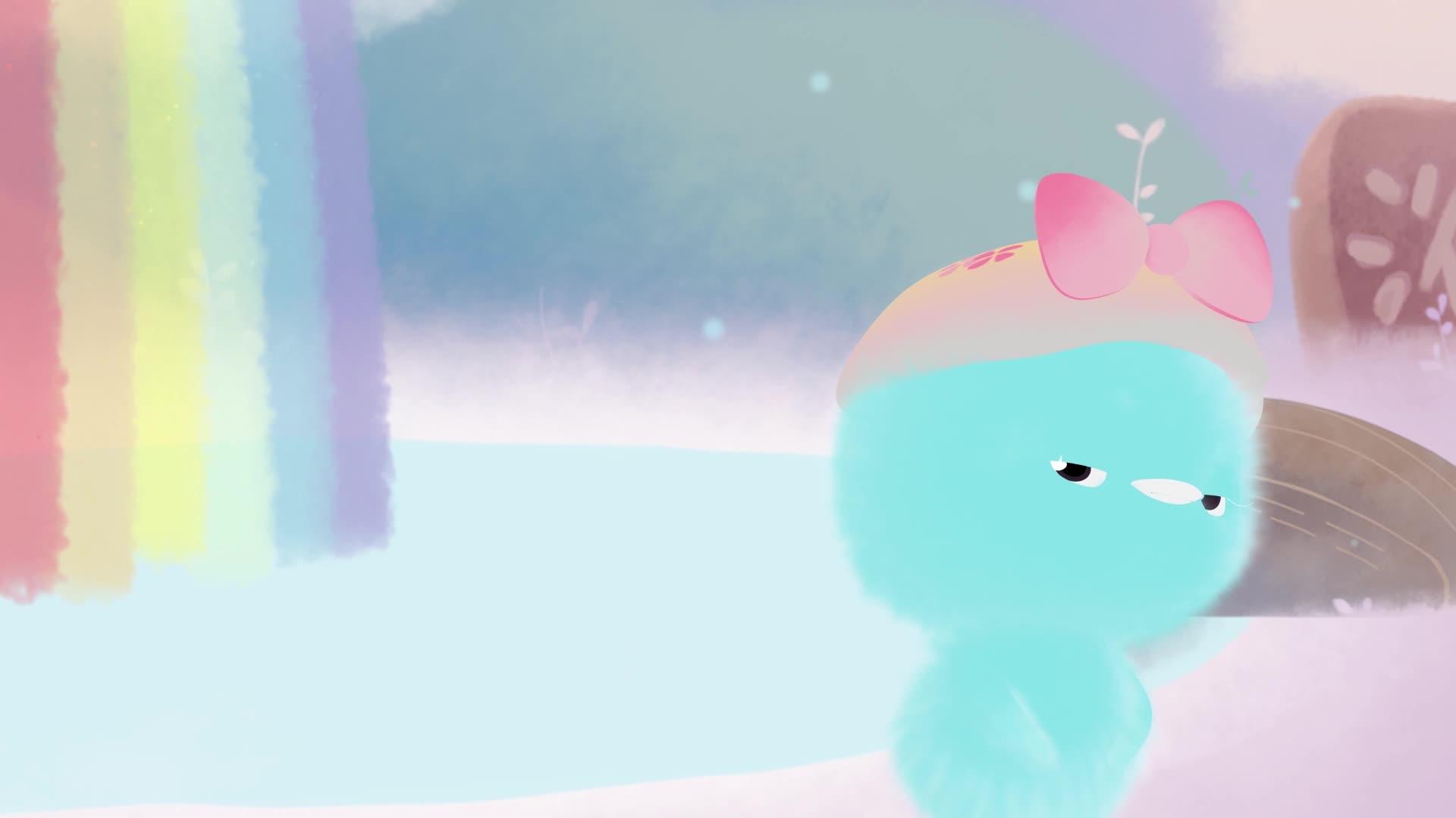 《小鸡彩虹》 第六季 04小红迟到了