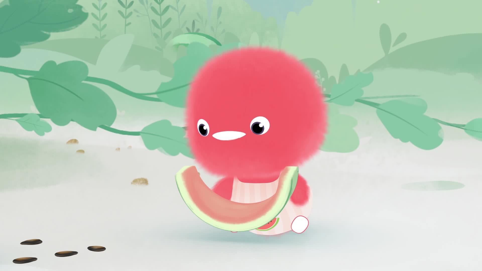 《小鸡彩虹》 第六季 01肚子里的西瓜