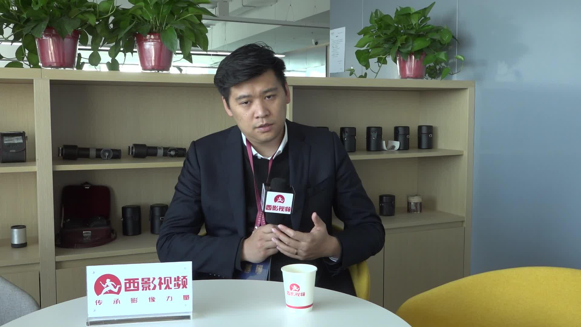 淘梦创始人、ceo阴超到访西影,畅聊网络电影未来发展